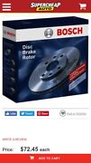 Bosch Disc Brake Rotor - BDR041 Surfers Paradise Gold Coast City Preview