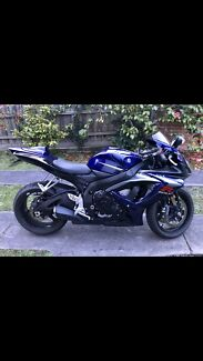 GSXR750 2006 Kew Boroondara Area Preview