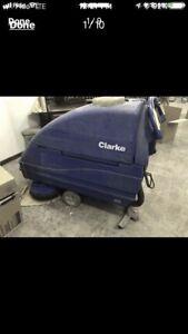 CLARKE Floor Cleaner & Burnishers & Chemicals