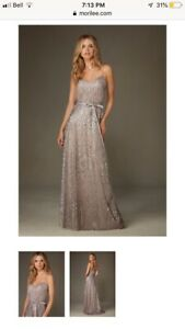 Angelina Faccenda Bridesmaid Dress Size 16 NO ALTS