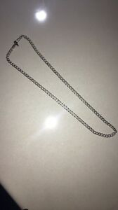 6mm 925 italy silver chain Girrawheen Wanneroo Area Preview