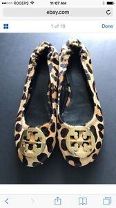 Tory Birch leopard Brand New Shoes  7