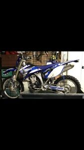 2007 Wr450f - Parting out