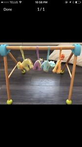 Wooden baby toy