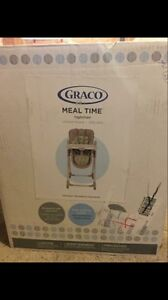 Graco meal time high chair Strathcona County Edmonton Area image 2