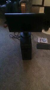 Computer gaming set