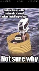 Wanted: Dead/Alive Outboard / Boat Motors