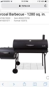 Char-Broil American Gourmet smoker Barbecue- new in box