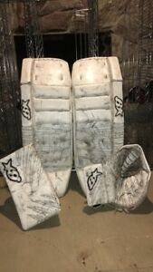 Brian's H Series Goalie Set