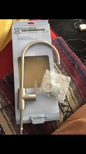 Kingston Brass Water Filtration Faucet 120$ new