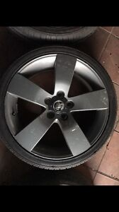 "19"" genuine Holden commodore Ssv charcoal wheels Altona North Hobsons Bay Area Preview"
