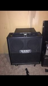 Mesa boogie stereo 2:90 and 4x12 slant cab