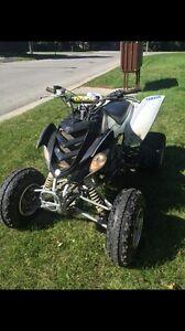 2003 Yamaha raptor 660