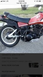 Looking for CDI box for 82 XT550