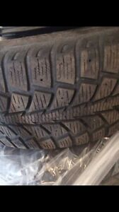sell tires with wheel