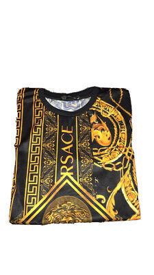 Unisex T-Shirt Large: Versace