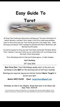 Tarot Reading Workshop Browns Plains Logan Area Preview