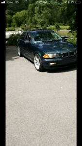 1999 BMW 323 Perfect daily WILLING TO TRADE
