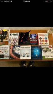 Business Textbooks for NBCC