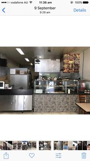 Lebanese bakery and pizza shop for sale