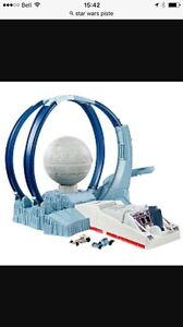 Hot Wheels Star Wars Coffret l'Étoile de la Mort