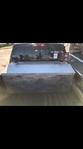 Slip tank tool box