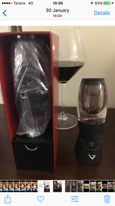 Wine air rator/ decanter New Farm Brisbane North East Preview