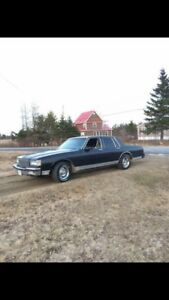 Rust Free Caprice need gone!