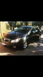 Beautiful Holden Cruze  2013 SRI - V Gosford Gosford Area Preview