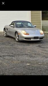2002 Porsche Boxster REDUCED!!! One week only. Then too storage!