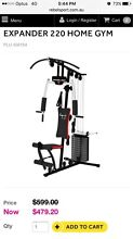 Home gym equipment Spirit Expander 220 Castle Hill The Hills District Preview
