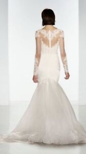 Kenneth Pool Evie Gown from Pearl Bridal