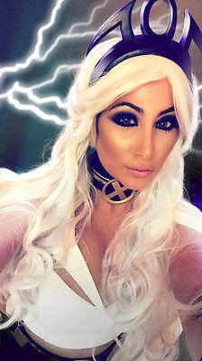 PRICE DROP! Storm Tiara Headband X-Men Comicon Costume Cosplay - X Men Storm Costumes