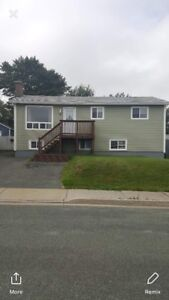 House for Rent 3 Bartlett Place Mt Pearl