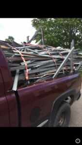 WE BUY SCRAP METAL JUNK AND GARBAGE REMOVAL SAME DAY SERVICE!!!