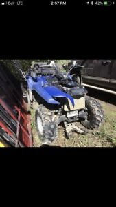 Looking to buy a bent or not running Yamaha grizzly or rhino