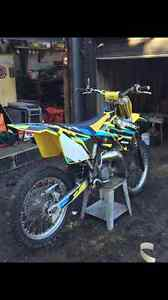 2005 rm125 2stroke Surf Coast Preview