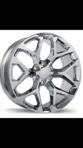 """Looking for 22"""" gmc rims"""