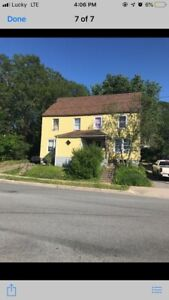 3 unit apartment building for sale by owner.