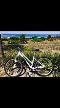 Ladies white giant mountain bike Croydon Burwood Area Preview