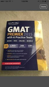 GMAT book by Kaplan