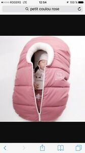 P'tit coulou hiver fille