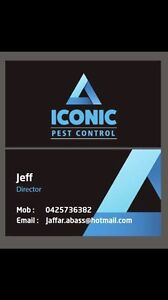 ICONIC PEST CONTROL Fairfield East Fairfield Area Preview