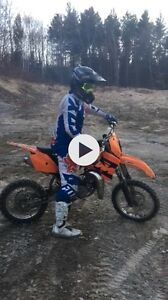 Selling my 2004 ktm 85 sx