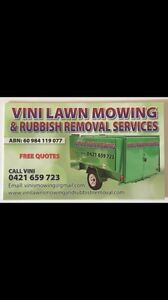 VERY BEST MOWING & RUBBISH REMOVAL SERVICE!! Broadmeadows Hume Area Preview