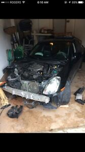 2004 G35 Sedan parting out