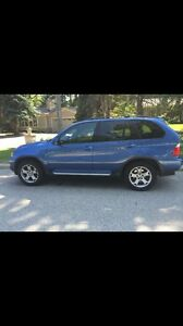 2004 BMW X5 individual package