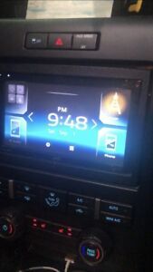 """JVC 7""""  TOUCHSCREEN DECK w apple car play/ android auto -$500"""