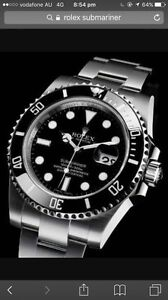 $Rolex and Swiss Made Watches Wanted Cash paid$ Preston Darebin Area Preview