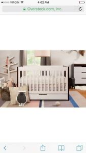 Babyletto mercer 3in1 crib to toddler bed